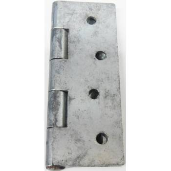 Zinc Plated Butt Hinge Double Pressed Door Gate Metal Frame Internal External
