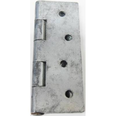 Zinc Plated Butt Hinge Double Pressed Door Gate Metal Frame ...