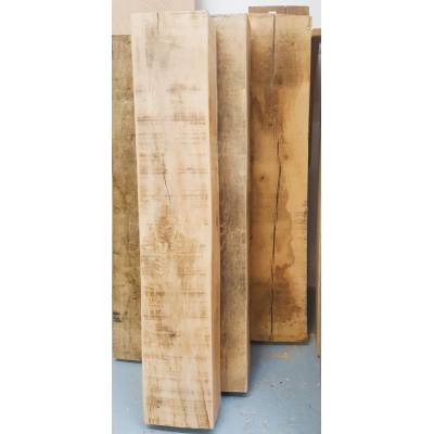 English Oak Beam Rustic Timber Wooden Inglenook Chunk Railwa...