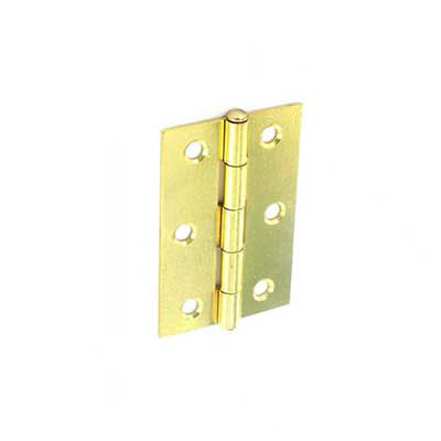 Brass Plated Loose Pin Butt Hinges Door Gate Metal Frame Pai...