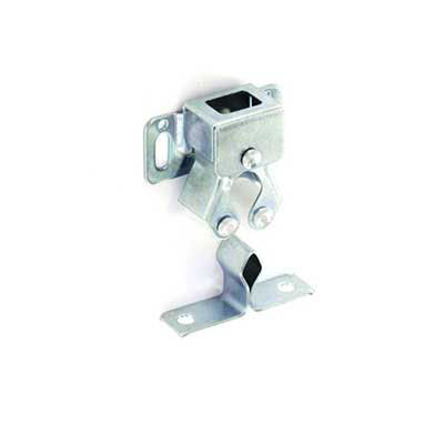 Double Roller Catch Zinc Plated Cupboard Cabinet Door Latch ...