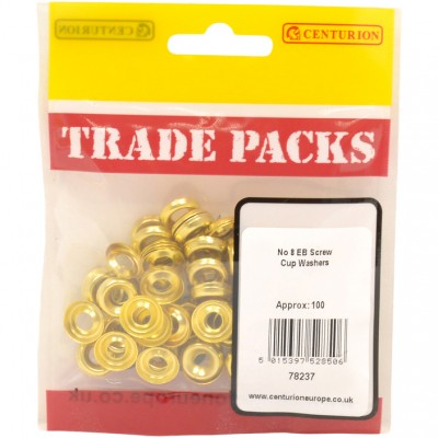 Screw Cup Washers No. 8 Steel Countersunk Screws Washer ...