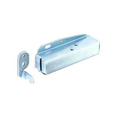 Touch Latch Zinc Plated Pressure Catch Kitchen Cabinet Cupbo...