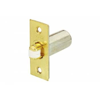 Brass Roller Latch Catch Door Cabinet Lock Ball Caravan Boat Adjustable 60mm