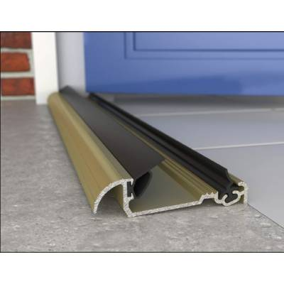Inward Opening Stormguard Exitex Metal Weather Sill External...