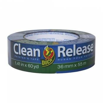 Masking Tape Duck Painter Clean Release Multi Use Purpose Blue Medium Adhesion