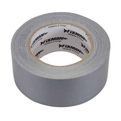 Duct Tape Heavy Duty Silver 50mm Waterproof Strong Adhesive ...