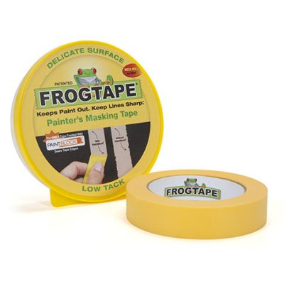 Painters Masking Frog Tape Delicate Surface 24mm Decor Low T...