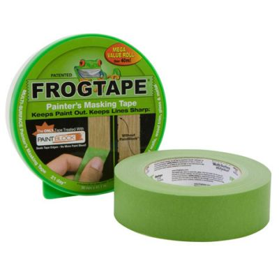 Painters Masking Frog Tape Multi Surface Green 48mm Decor In...