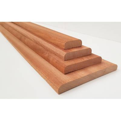 Sapele Threshold Internal Door Wooden Timber Sill Cill Hardw...