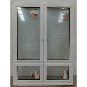 HW252 Timber Window 1345x1800mm