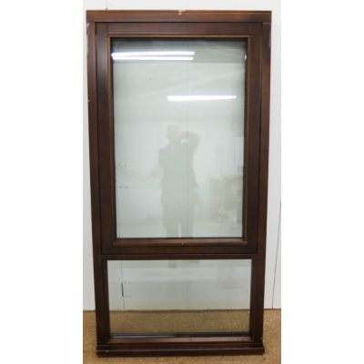 Wooden Timber Window Top Casement Fully Reversible 1010x1935...