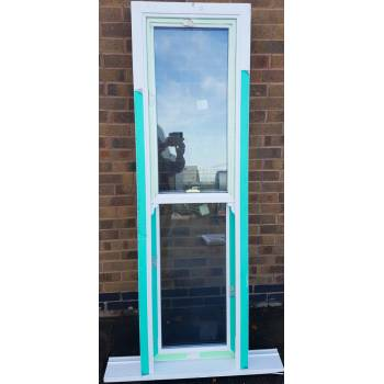 PL03 PVC Sliding Sash 580x1940mm