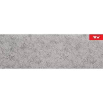 Worktop Laminate Grey Lightening Stone Satin Finish KitchenTop 3mx600mmx38mm