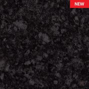 Worktop Laminate Taurus Black Satin Finish Kitchen Unit Top 3mx600mmx28mm