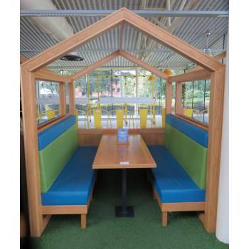Apex Restaurant Booth
