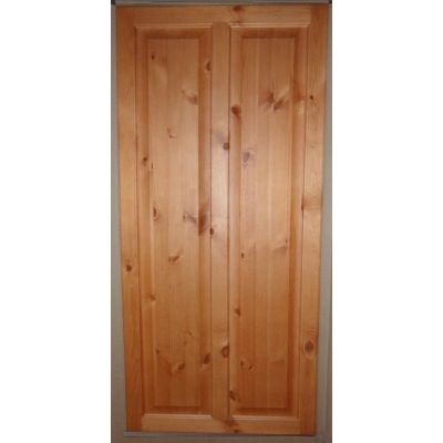 1460x595mm Pine Kitchen Cabinet Door Cupboard...
