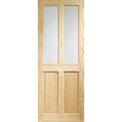 Pine Victorian Unglazed Internal Door Wooden Timber Interior...