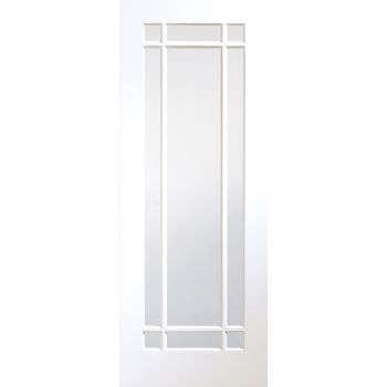 White Primed Cheshire Clear Glazed