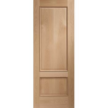 Oak Andria With Raised Moulding Internal Door Wooden Timber Interior