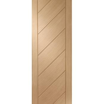Oak Monza Internal Door Wooden Timber