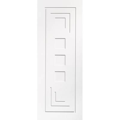 Altino White Primed Internal White Door - Door Size, HxW: ...