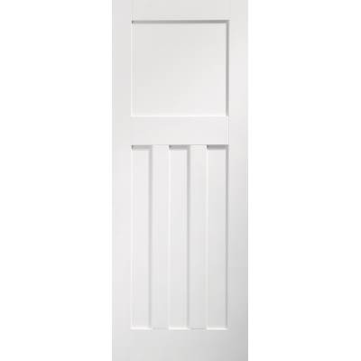 White Primed DX Internal Door Interior - Door Size, HxW: ...