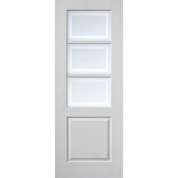 White Classic Andorra Interior Door