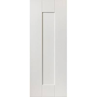 White Shaker Axis - Door Size, HxW: