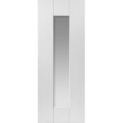 White Shaker Axis Glazed - Door Size, HxW: