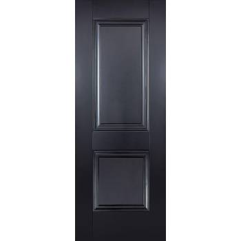 Black Primed Arnhem Internal Door