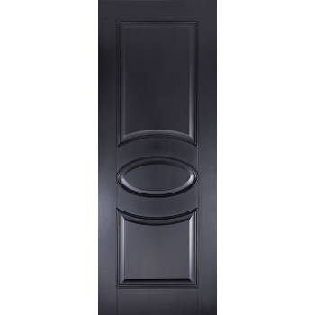 Black Primed Versailles Internal Door