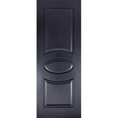 Black Primed Versailles Internal Door  - Door Size, HxW: ...
