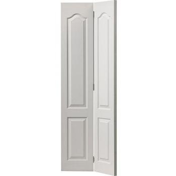 White Classic Classique Bi-fold