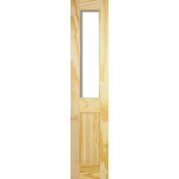 Richmond Clear Pine Internal Half Door Wooden Timber