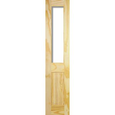 Richmond Clear Pine Internal Half Door Wooden Timber - Door ...
