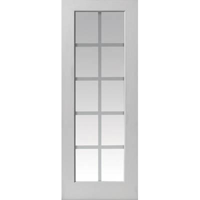White Classic Decca - Door Size, HxW: ...