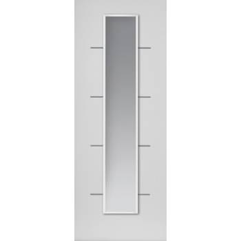 Pre-finished White Contemporary Blanco Glazed