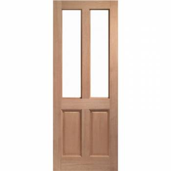 Hardwood Malton (Dowel) External Door Wooden Timber - Essentials Range