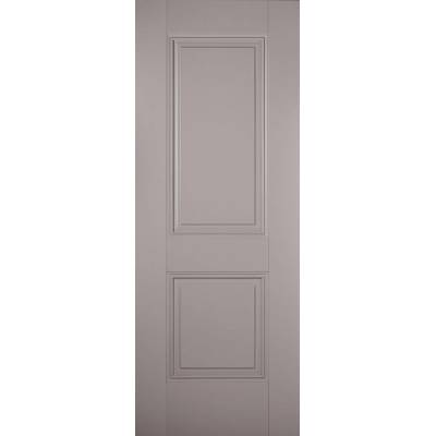 Grey Primed Arnhem Internal Fire Door  - Door Size, HxW: ...