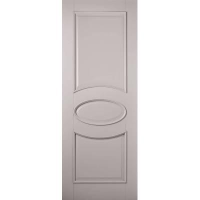 Grey Primed Versailles Internal Door  - Door Size, HxW: ...