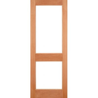 Hardwood 2XGG (Dowel) External Door Wooden Timber - Essentia...