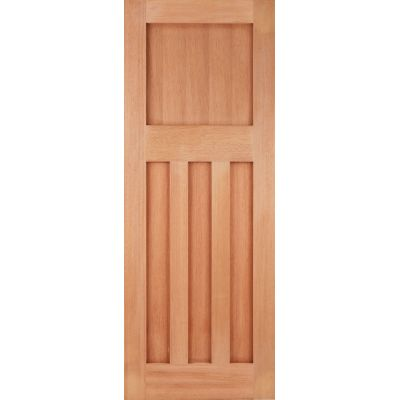Hardwood DX 30's Style External Door Wooden Timber - Essenti...