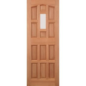 Hardwood  Elizabethan External Door