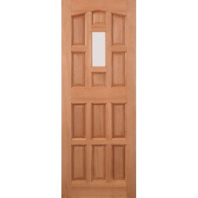 Hardwood Elizabethan External Door Wooden Timber - Essential...