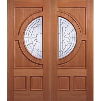 Hardwood Empress External Door