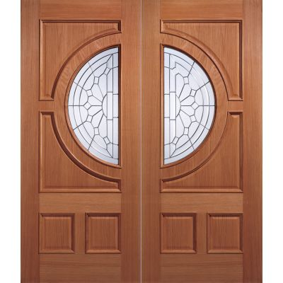 Hardwood Empress External Door Wooden Timber - Door Size, Hx...