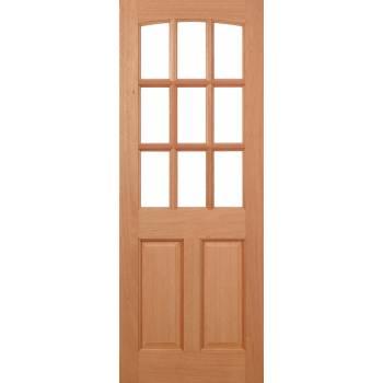 Hardwood Georgia External Door