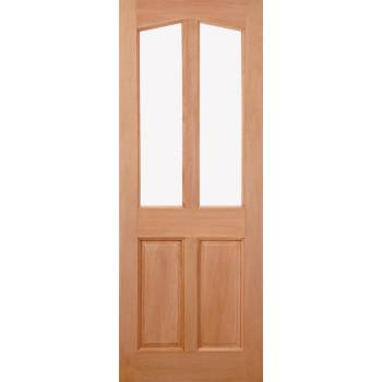 Hardwood Richmond (M&T) External Door Wooden Timber - Essentials Range