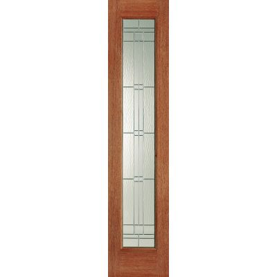Hardwood Elegant Sidelight External Door Wooden Timber 81&qu...